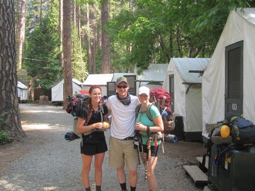 Curry Village, Yosemite Valley, $160/night